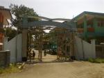 Gerbang Masuk Pesantren Kalangsari